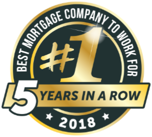 Best Mortgage Company to Work For 2018