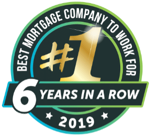 Best Mortgage Company to Work For 2019